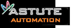 ASTUTE AUTOMATION Logo